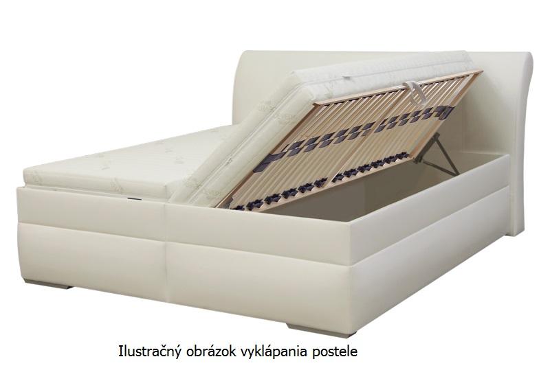 2e99b675bafbb Manželská posteľ INEZA 2 180x200 cm | Nabytok-sedacky.sk